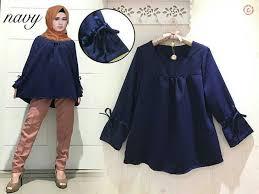 model baju model baju atasan wanita lengan panjang terbaru anak muda