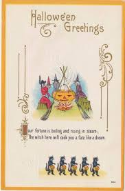 680 best cards halloween vintage 3 images on pinterest