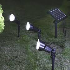 Solar Spot Lights Outdoor Contemporary Outdoor Solar Spot Lights On Lighting Ideas Concept