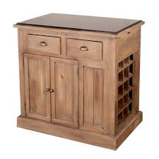 kitchen island wine rack splendid reclaimed pine kitchen island with portable kitchen