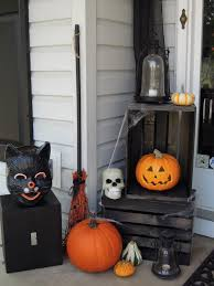 177 Best Halloween Porch Images On Pinterest Halloween Ideas Halloween Porch Ideas