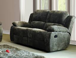 Jason Recliner Rocker Chairs Amazing Dark Wicker Patio Furniture With Brown Cushions