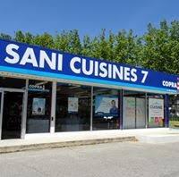 magasin spécialisé cuisine sani cuisines 7 électroménager route nationale 7 13670