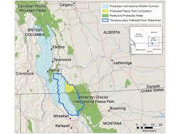 Glacier Park Map Do You Hear Logan Pass Calling You Headwaters Montana