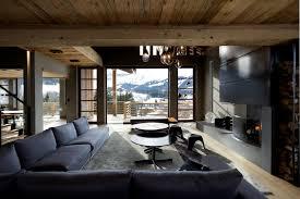 Famous Interior Designers Minimalist Modern Swiss Chalet Interior Design Callender Howorth Ski Loversiq
