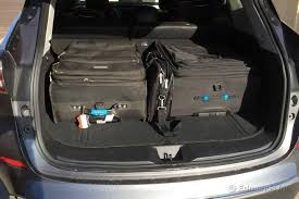 Most Interior Space Suv Cargo Space Versus The Rogue 2015 Nissan Murano Long Term Road Test