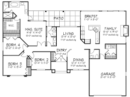 first floor in spanish brendan spanish style home plan 072d 0421 house plans and more