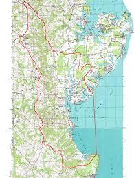 Chesapeake Bay Map Advocates For Herring Bay