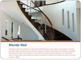 Stainless Steel Handrail Designs Benefits Of Stainless Steel Handrails And Balcony