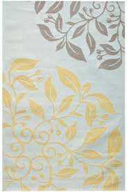 Yellow Area Rug 5x7 by Kitchen Elegant World Rug Gallery Newport Gray Yellow Area Reviews