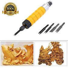 electric wood chisel carving set machine wood engraving tools