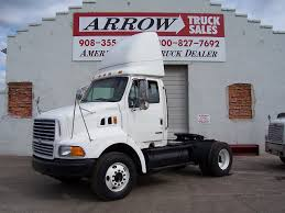 used volvo heavy duty trucks sale 1999 sterling a9513 truck for sale by arrow truck sales newark