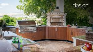 kitchen wall cabinets with glass doors b q luxury outdoor kitchens brown outdoor kitchens