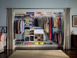rideau placard chambre armoire de chambre penderie ou dressing comment choisir tringle