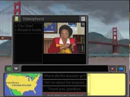 where in the world is carmen sandiego 1999 game play youtube