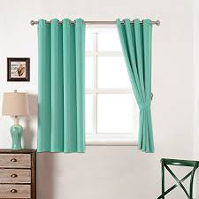 63 Inch Curtains Amazlinen Sleep Well Blackout Curtains Toxic Free Energy Smart