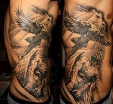 40 rib tattoos for side ink designs