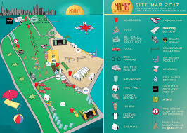 Chicago Il Map by Mamby On The Beach June 24th 25th 2017 Chicago Il
