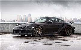 panorama porsche 2014 download wallpaper 3840x1200 porsche 911 carrera coupe black