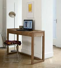 pc bureau compact teak bureau 2 lades teakpoint be furniture