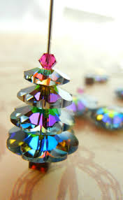 Making Swarovski Jewelry - twelve days of christmas jewelry designs 1 u2013 swarovski crystal