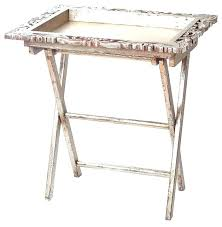 folding oversized wood tray table in espresso folding tray table folding tray table gorgeous folding tray table