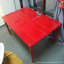 Inexpensive Conference Table Ilovetocreate Blog Kristin U0027s Mid Century Rainbow Inspired Office