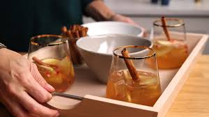 thanksgiving signature cocktails of kosher