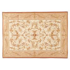 Cotton Wool Rugs Malmaison Gold Traditional Cotton And Wool Rug At Laura Ashley