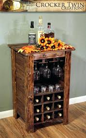 wine bottle cabinet insert rustic wine cabinets furniture kyubey