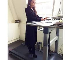 Standing Desk Treadmill Standing Desks The Newest Office Trend With Health Benefits
