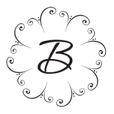monogram letter b our b splash monogram st comes with color and size options to