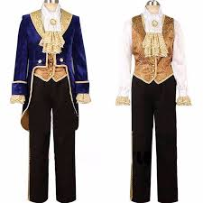 Beauty Beast Halloween Costume Cheap Prince Men Aliexpress Alibaba Group