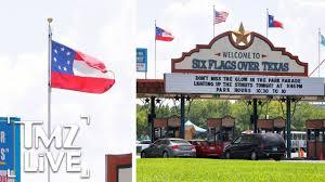 Confederate Flag Alabama Six Flags Over Texas We U0027re Keeping Our Confederate Flag Tmz