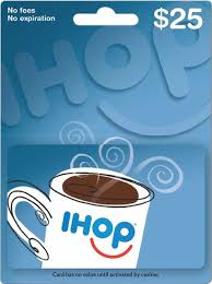 ihop gift cards ihop 25 gift card blue ihop 25 best buy
