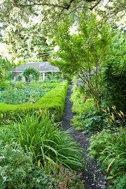 classic english garden traditional home