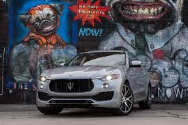 suv maserati price 2017 maserati levante sq4 first test review motor trend