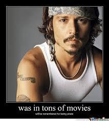 Johnny Depp Meme - johnny depp by frankendirte meme center