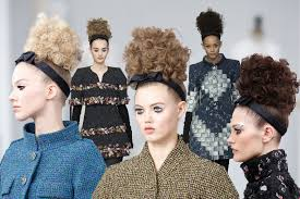 chanel haircuts chanelateliers updo hairstyles 2016 2017 fall winter couture