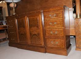 Dining Room Buffets And Servers by Edwardian Walnut Sideboard Buffet Server Dining Furniture Ebay