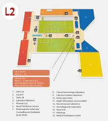 ttsh floor plan tan tock seng hospital