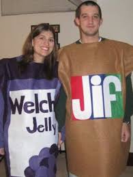 Peanut Butter And Jelly Costume Sweet Peanut Butter And Jelly Couple Costume Sweet Peanuts