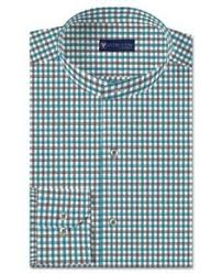 buy odessa checks custom tailored shirts for men online made out