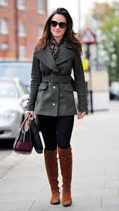 Middleton Pippa Pippa Middleton In Knee Boots Out And About In London Hawtcelebs