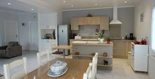 travaux cuisine travaux de rénovation d une salon séjour avec cuisine à
