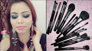 affordable makeup artist most affordable makeup brushes in india indian beauty