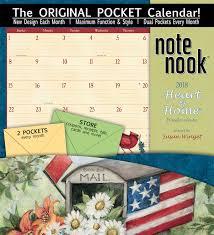 heart u0026 home note nook 2018 calendar 037930 details rainbow