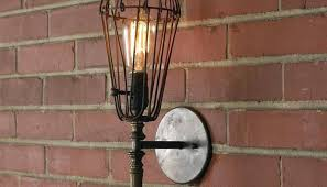 Non Hardwired Wall Sconce Hardwired Wall Sconce Oregonuforeview