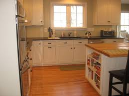 white kitchen cabinets with white appliances cream colored homes