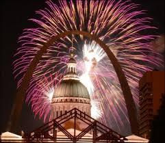 new year s st louis fair st louis fireworks